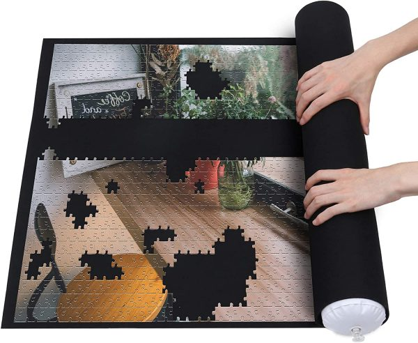 jigaw puzzle roll up mat